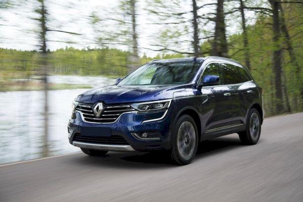 Assurance auto pas chère pour la Renault Koleos Nouveau