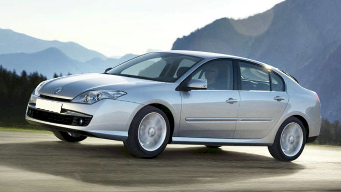 Assurance auto pas chère pour la Renault Laguna