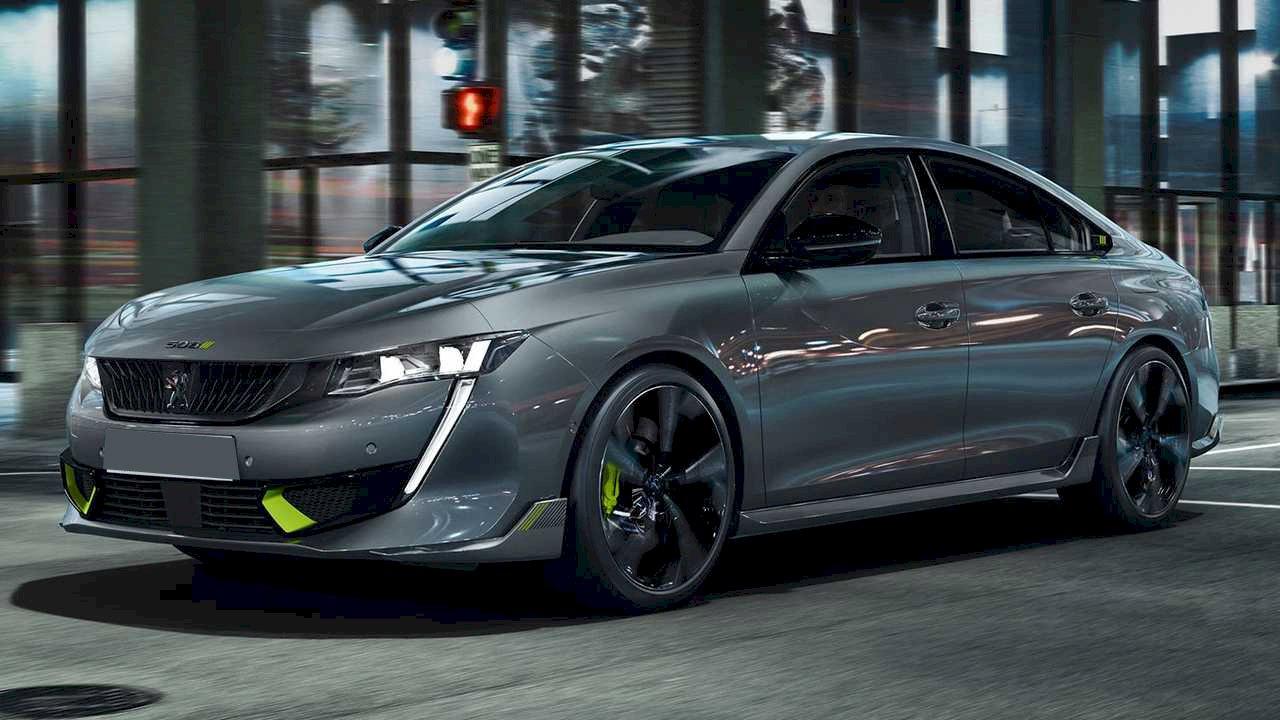 Assurance auto pas chère pour la Peugeot 508