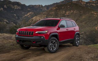 Jeep Cherokee 2.0L Multijet II 140 Longitude Business 4x2