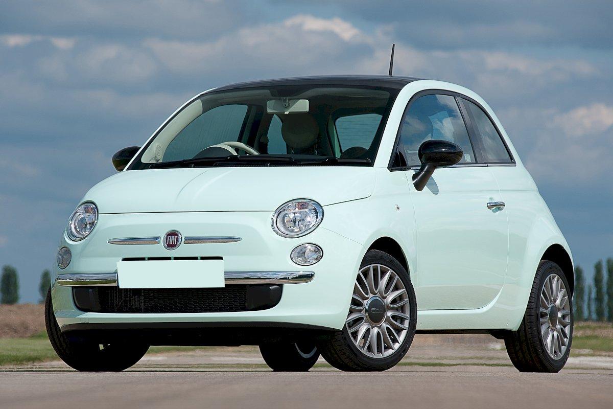 Assurance auto pas chère pour la Fiat 500