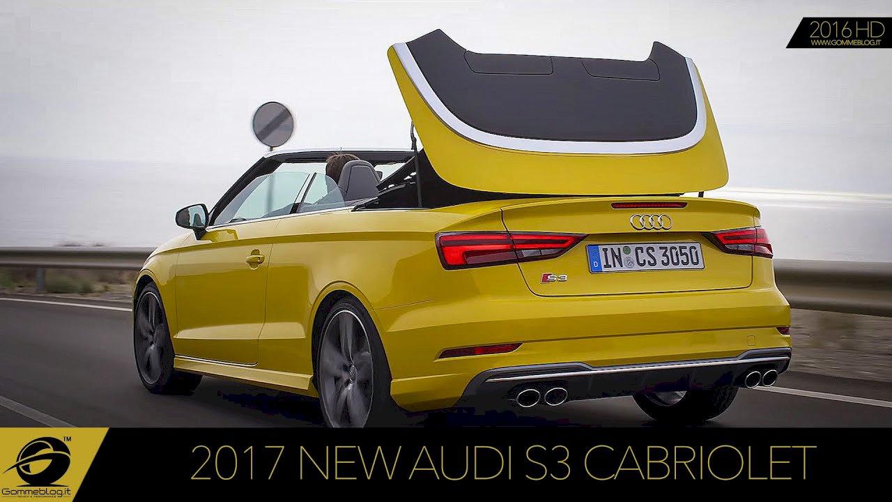 Assurance auto pas chère pour la Audi S3 Cabriolet
