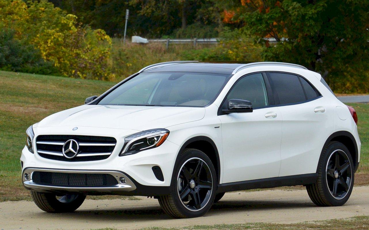 Assurance auto pas chère pour la Mercedes Classe GLA