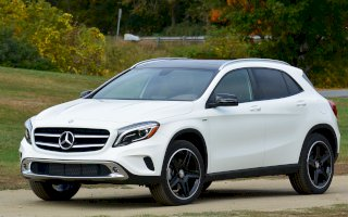 MERCEDES GLA 220 CDI FASCINATION 4MATIC BVA7