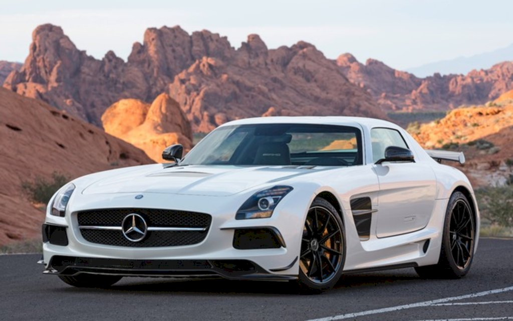 Assurance auto pas chère pour la Mercedes Classe SLS