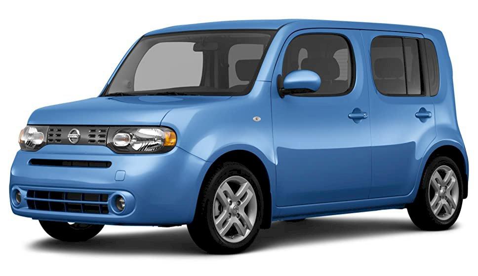 Assurance auto pas chère pour la Nissan Cube