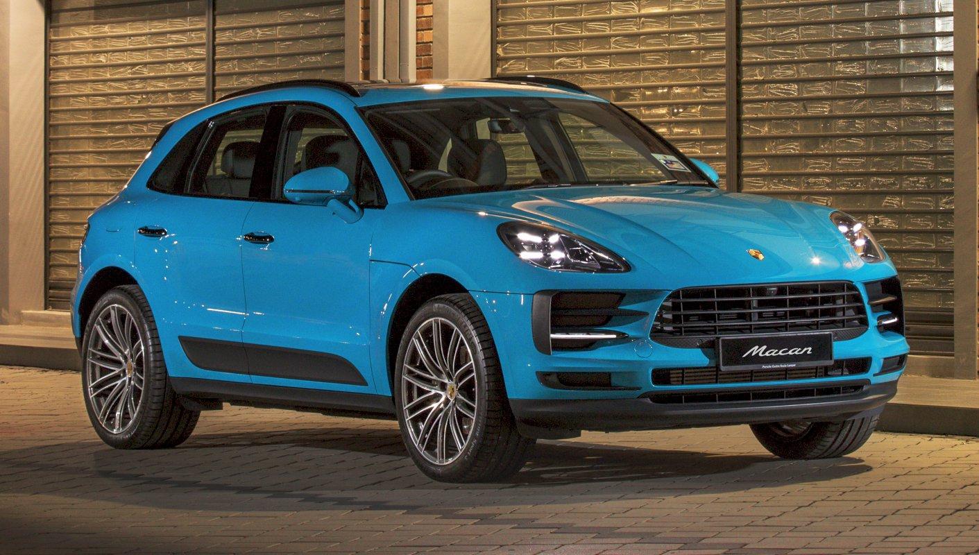 Assurance auto pas chère pour la Porsche Macan