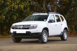 Dacia Duster 1.5 dCi FAP 110 Black touch