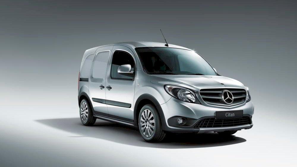 Assurance auto pas chère pour la Mercedes Citan Panel Van