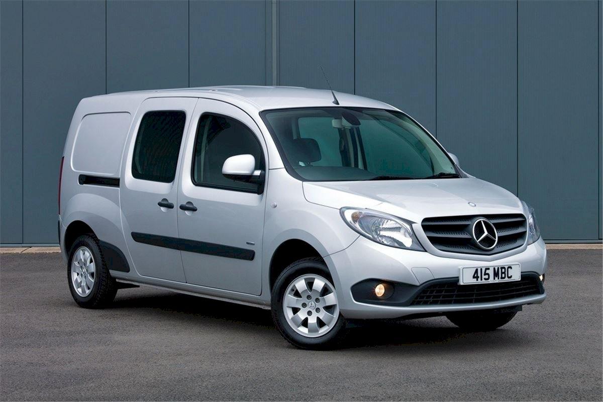Assurance auto pas chère pour la Mercedes Citan Van Long