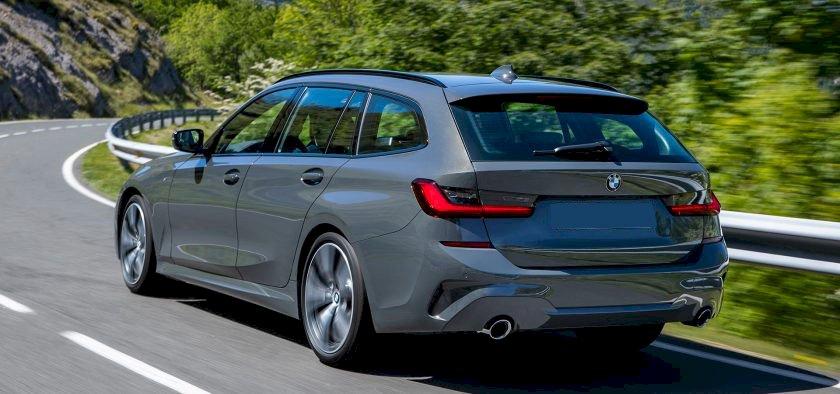Assurance auto pas chère pour la BMW Série 3