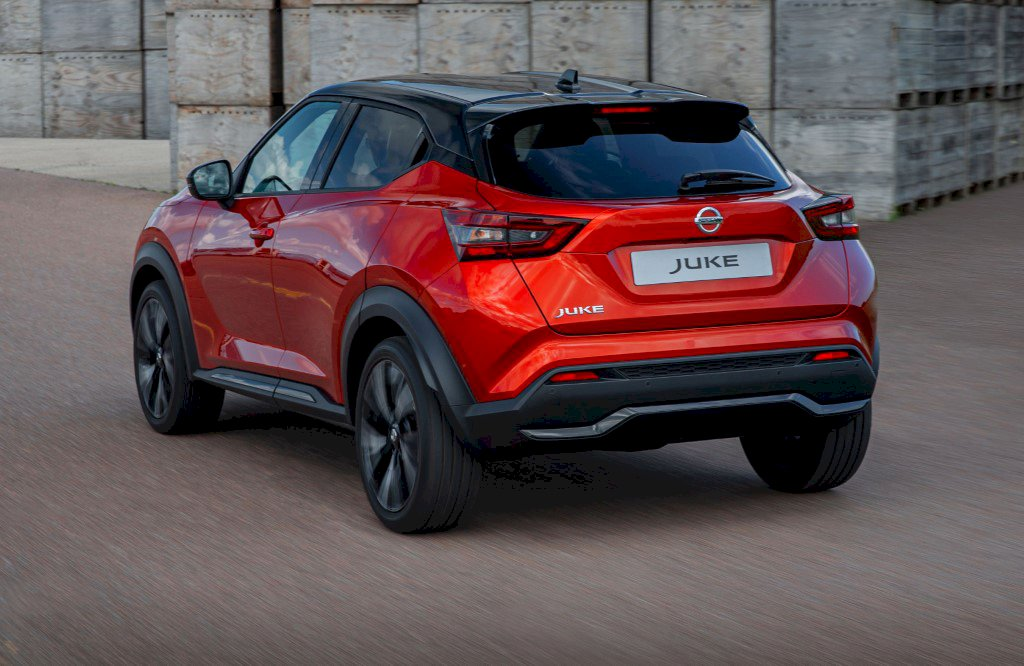 Nissan JUKE 1.2e DIG-T 115 Start/Stop System N-Connecta