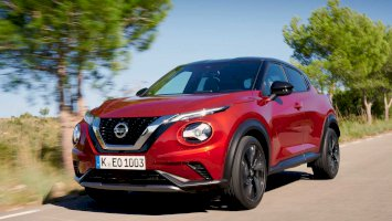 Nissan JUKE 1.6e 117 N-Connecta Xtronic A