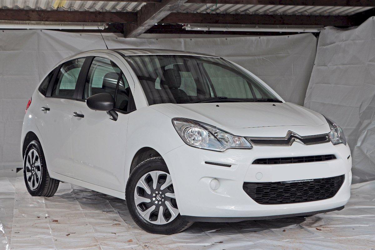 Assurance auto pas chère pour la Citroën C3