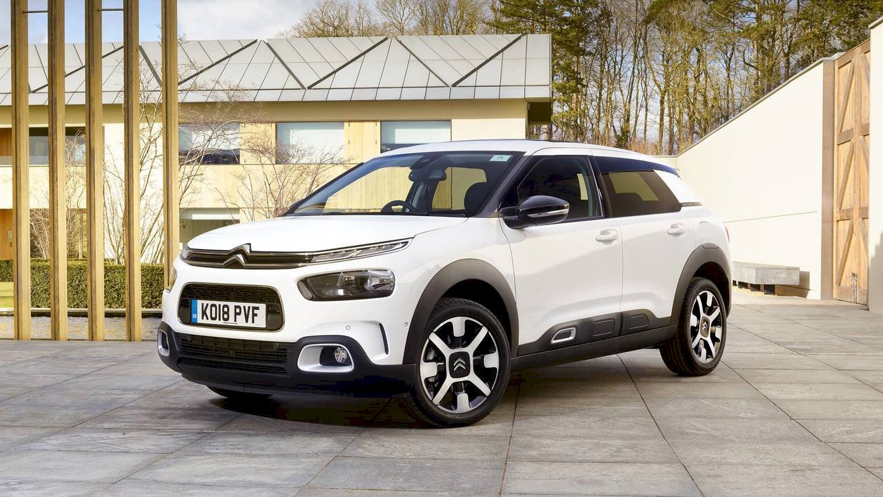Citroën C4 Cactus Edition 1.6 BlueHDi 100 Start & Stop Feel