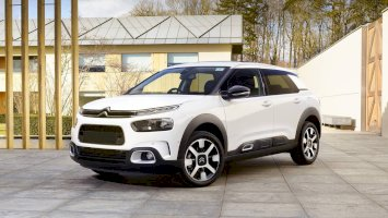 Citroën C4 Cactus 1.6 BlueHDi 100 Start & Stop Shine