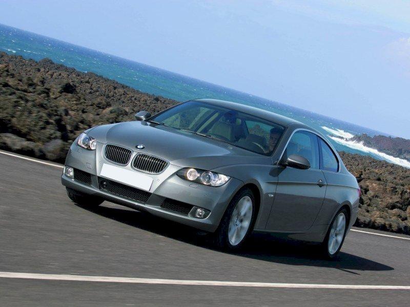 Assurance auto pas chère pour la BMW Série 3 Coupé