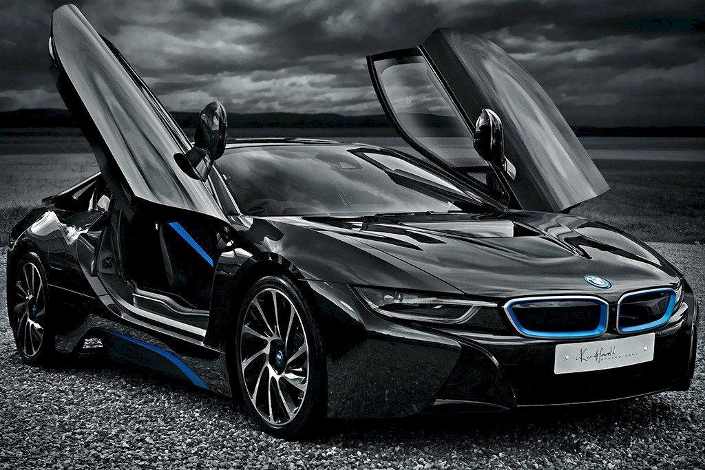 Assurance auto pas chère pour la BMW i8