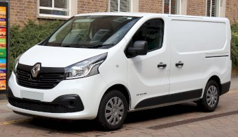 Renault Trafic Fourgon L2H1 1200 KG DCI 120 Energy Grand Confort