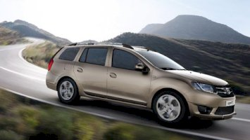 Dacia Logan MCV dCi 90 E6 Lauréate