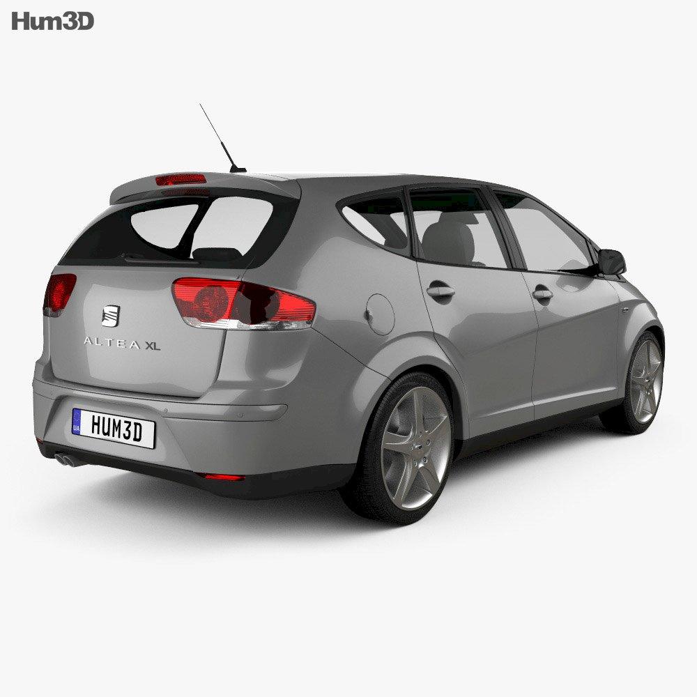 Assurance auto pas chère pour la SEAT Altea XL