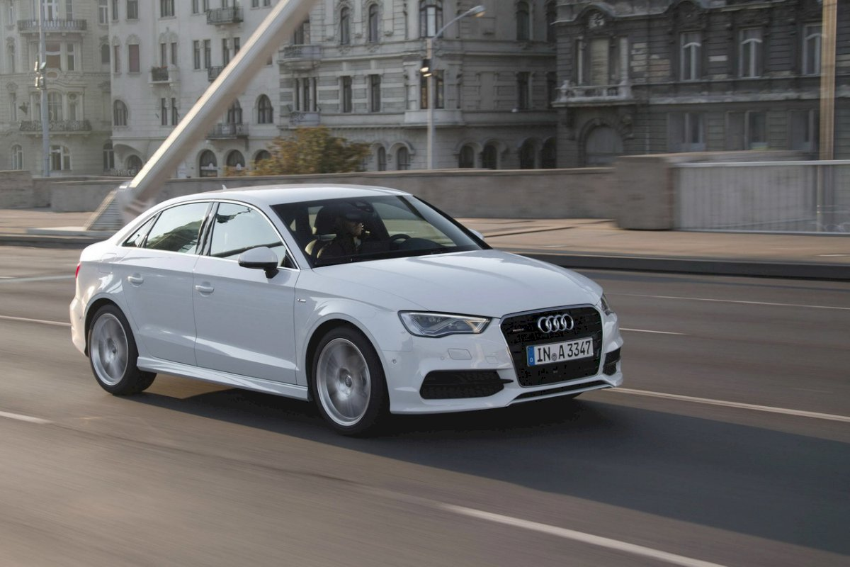 Assurance auto pas chère pour la Audi A3 berline