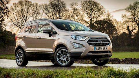 Assurance auto pas chère pour la Ford Ecosport II