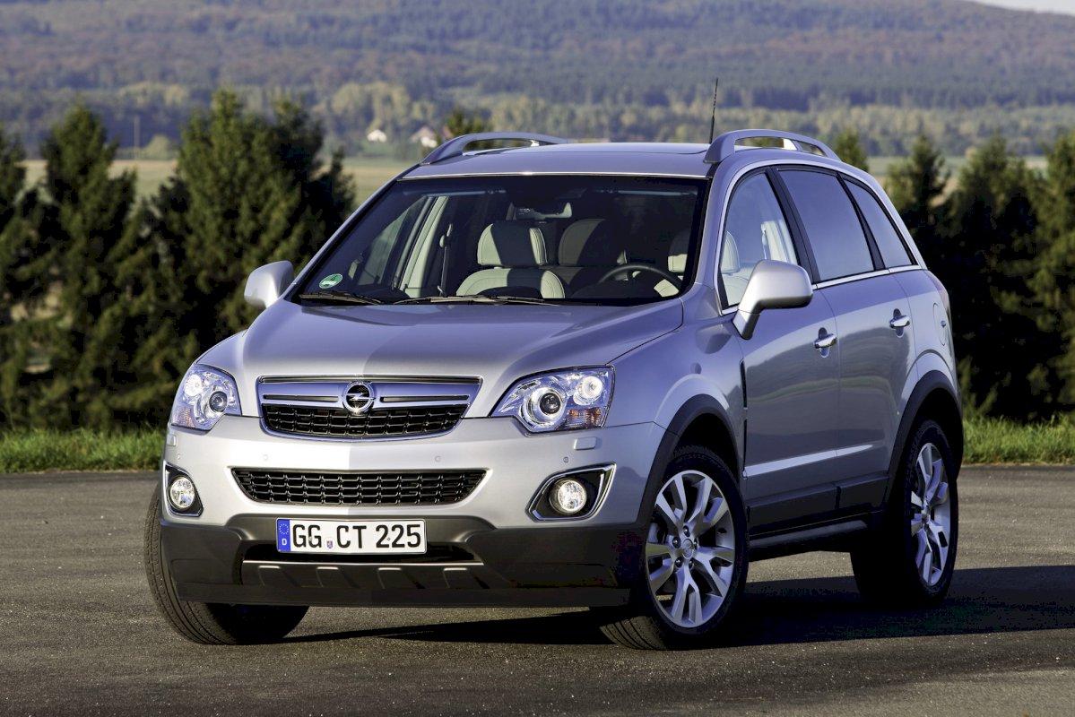 Assurance auto pas chère pour la Opel Antara