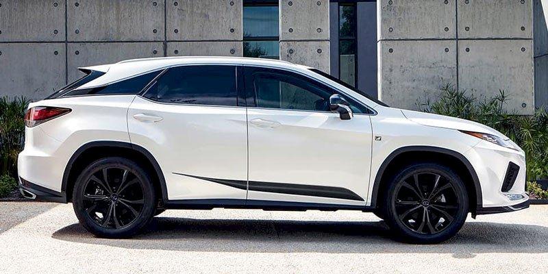Assurance auto pas chère pour la Lexus RX