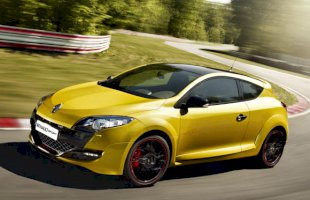 Renault MEGANE III COUPE 2.0 16V 275 S S RS