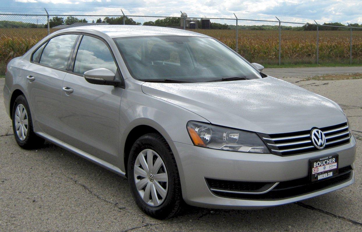 Assurance auto pas chère pour la Volkswagen Passat VIII