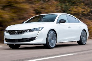 Peugeot 508 2.0 BlueHDi 180ch S S EAT6 Allure