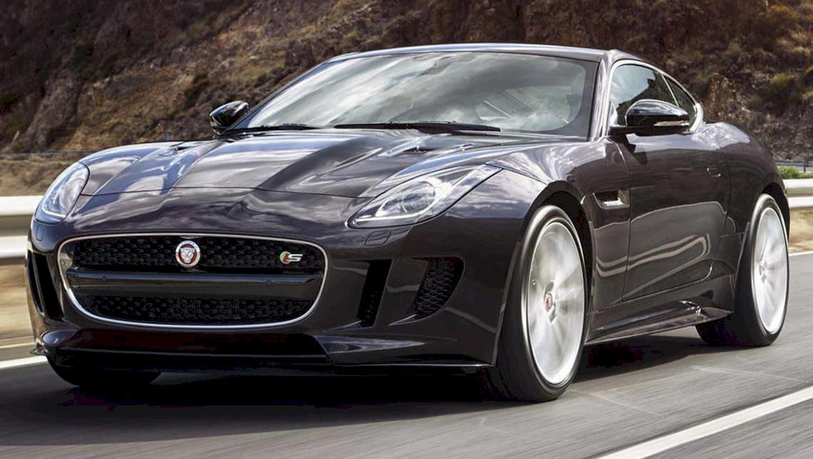 Assurance auto pas chère pour la Jaguar F-Type Coupé