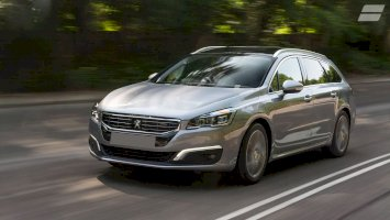 PEUGEOT 508 SW 1.6 HDi 115ch BVM5 Active