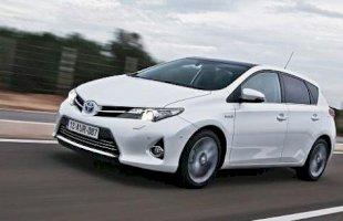 Toyota Nouvelle Auris E-CVT 1.8 Hybrid 136ch DESIGN