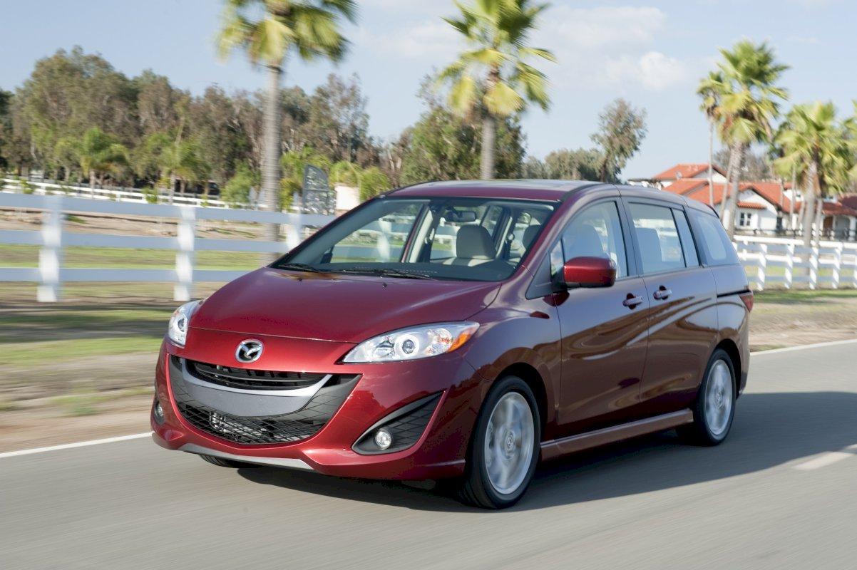 Assurance auto pas chère pour la Mazda 5