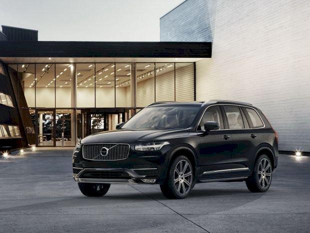 Assurance auto pas chère pour la Volvo XC90 Nouveau