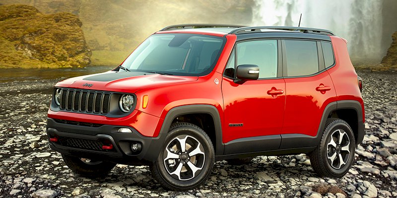 Jeep RENEGADE MY19 1.6 L MULTIJET 120 CH BVM6 LONGITUDE