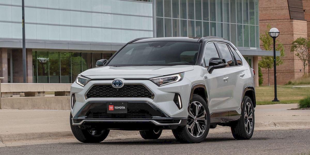 Assurance auto pas chère pour la Toyota Rav4