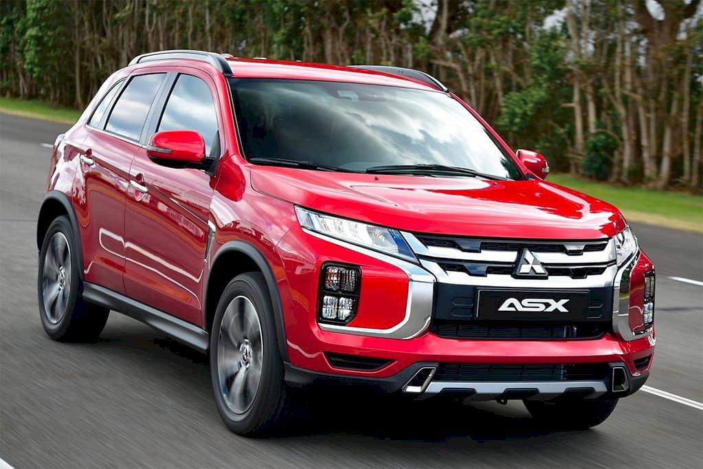 Assurance auto pas chère pour la Mitsubishi ASX