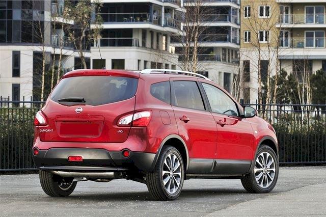 Assurance auto pas chère pour la Nissan Qashqai +2