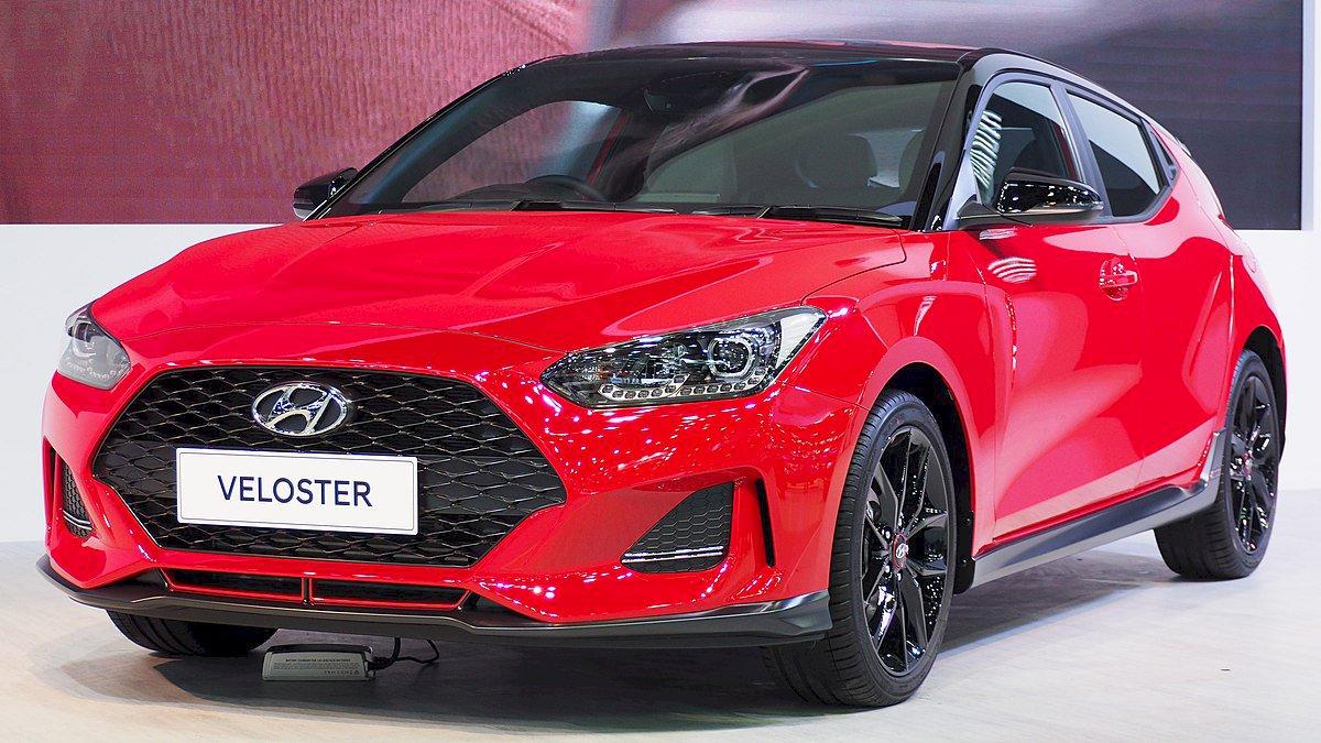 Assurance auto pas chère pour la Hyundai Veloster