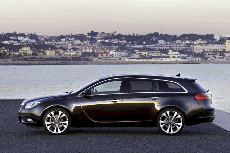 Assurance auto pas chère pour la Opel Insignia Tourer
