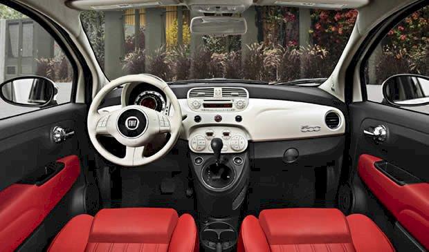 Assurance auto pas chère pour la Fiat 500 C