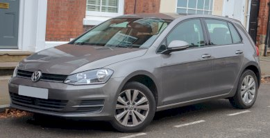 Volkswagen GOLF VII NOUVELLE 2.0 TDI 150 BLUEMOTION TECHNOLOGY FAP CONFORTLINE