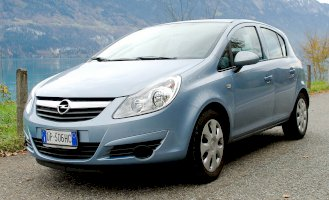 Opel CORSA NOUVELLE 1.2 TURBO 100 CH BVM6 ELEGANCE