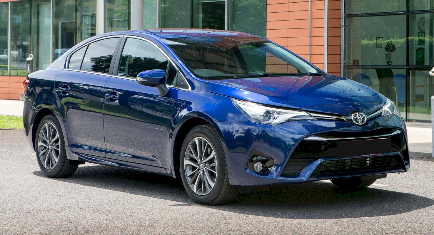 Assurance auto pas chère pour la Toyota Avensis