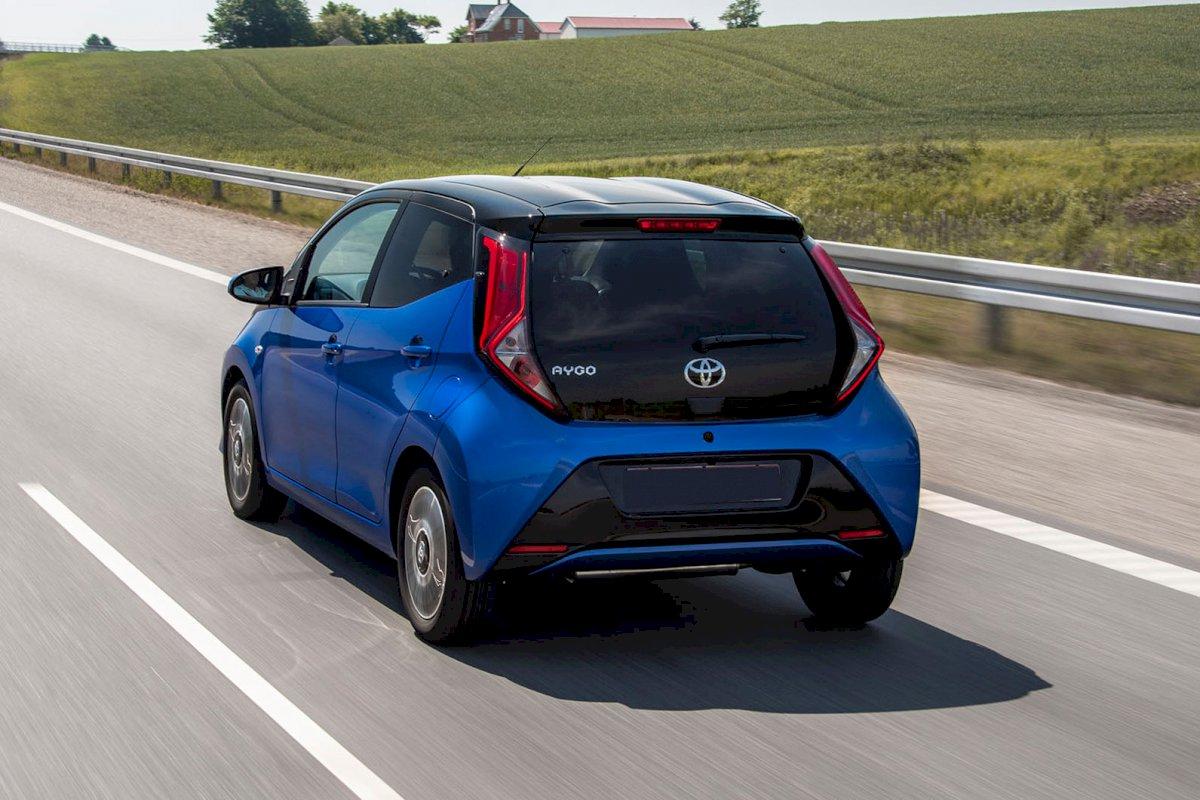 Assurance auto pas chère pour la Toyota Aygo