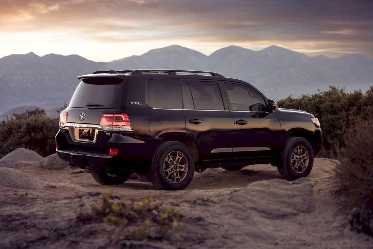 Assurance auto pas chère pour la Toyota Land Cruiser