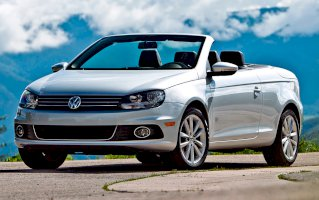 VOLKSWAGEN EOS 2.0 TDI 140 BLUEMOTION TECHNOLOGY CUP